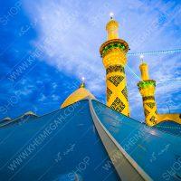 تصویر با کیفیت حرم حضرت اباالفضل (ع)