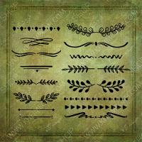 حاشیه و کادر اسلیمی